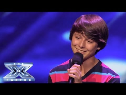 stone - Pop star in the making, Stone Martin, makes every tween fall in love with his performance of