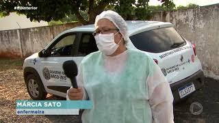 Arco-Íris vacinou 25% da população contra a Covid-19