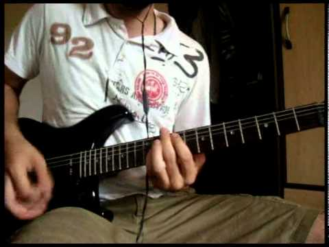 Hoobastank - Same Direction (guitar Cover)