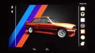 E30 3D Live Wallpaper YouTube video