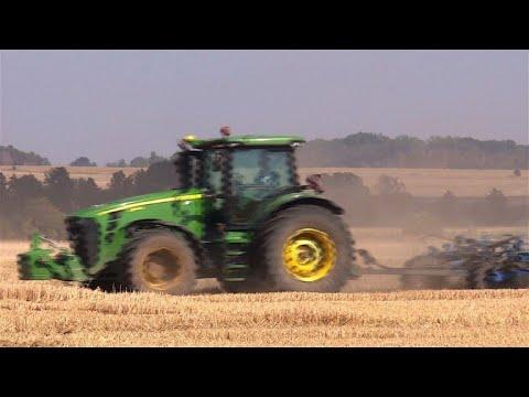 Bauern mit Dürrehilfe nicht zufrieden, Existenzängste p ...