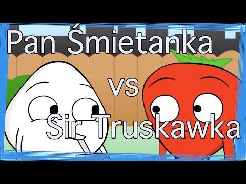 Pan Śmietanka vs Sir Truskawka - Ostateczne Starcie