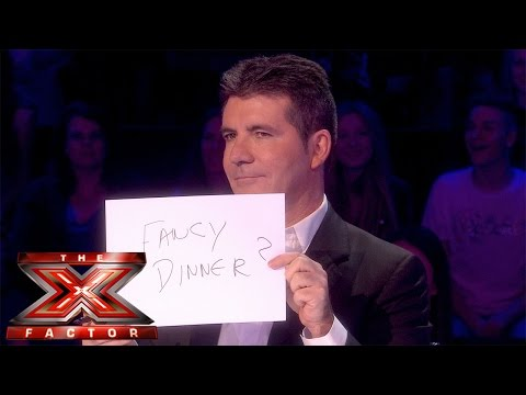Simon - Visit the official site: http://itv.com/xfactor Can one really be allergic to Simon Cowell. Well Sarah Jane has a caller on the line who believe's she is. SUBSCRIBE: http://bit.ly/TXFSub...