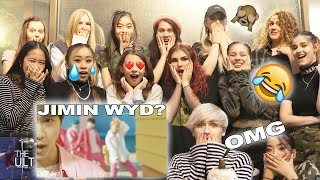 Video [DANCERS REACT TO] BTS (방탄소년단) - BOY WITH LUV 작은 것들을 위한 시 ft. HALSEY MUSIC VIDEO *crazy & emotional* MP3, 3GP, MP4, WEBM, AVI, FLV April 2019