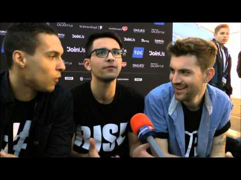 Greece 2014: Interview with Freaky Fortune feat. Risky Kidd