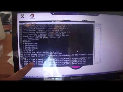 Sistema de videovigilancia con Raspberry Pi