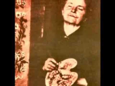 seraphine de senlis. Biografía Séraphine de Senlis
