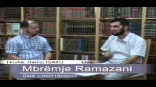 Cilat janë ato vepra të mira që duhet bërë në Ramazan - Hoxhë Remzi Isaku