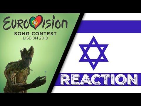 ESC 2018   ISRAEL - Netta - TOY (Reaction & Review)
