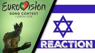 Video ESC 2018 | ISRAEL - Netta - TOY (Reaction & Review) MP3, 3GP, MP4, WEBM, AVI, FLV Maret 2018
