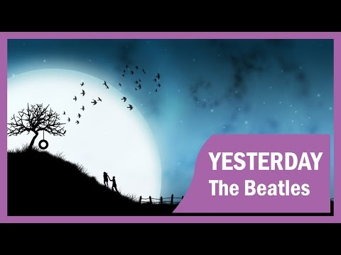 Yesterday - The Beatles Karaoke Lyric (no Vocal)
