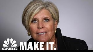 Suze Orman Shares The One Thing You Should Do Right Now To Retire A Millionaire | CNBC Make It.