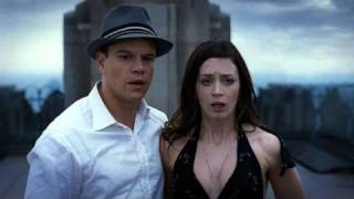 the adjustment bureau 'The Adjustment Bureau' Trailer HD