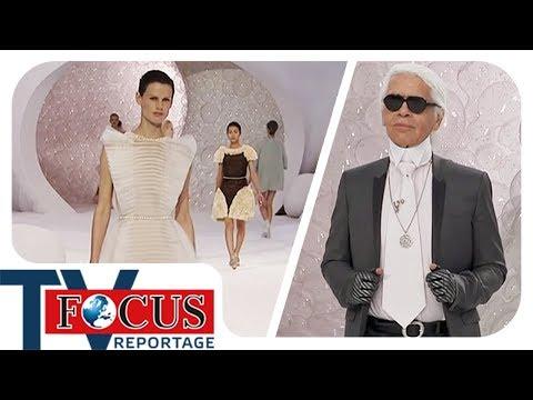 Pariser Fashion Week: Wer bestimmt was Trend wird? | Focus TV Reportage