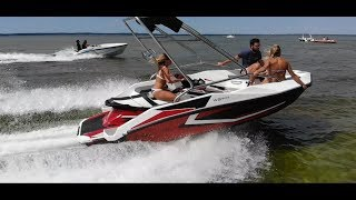 10. Jet Ski + Boat = WAVE BOAT by Sealver - Summer 2018 - The boat propelled by a Jet-Ski