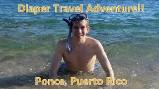 Come explore with me, your diaper boy travel guide!! In this padded travel adventure I'm in the city of Ponce, Puerto Rico!! Let's see what fun things there are to find, animals to make friends with, and exciting things we can find!! Of course, I'll be padded, including wearing a swim diaper under my swim suit!Have you ever been to Puerto Rico? What were your favourite things there?