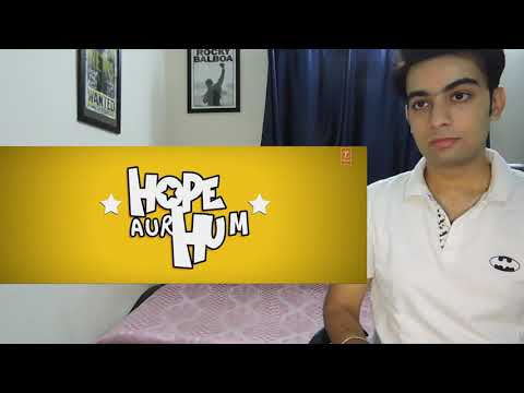 Official Trailer: HOPE AUR HUM | Naseeruddin Shah, Sonali Kulkarni | REACTION REVIEW
