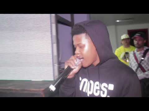 NASTY C   STRINGS & BLING ALBUM LAUNCH AT WAREHOUSE