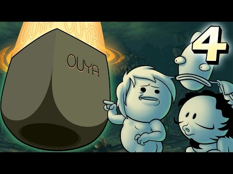 Oney Plays Ouya WITH FRIENDS - EP 4 - I'm Dead in RL