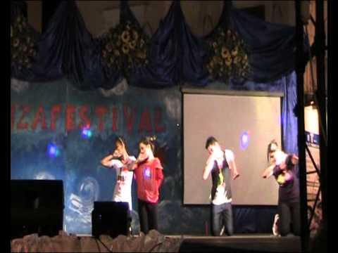 Panza Festival 2010 - Senior Ballo