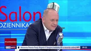 """A tak w TVP Info usprawiedliwiają Jędraszewskiego: """"Tęczowa zaraza to była metafora"""""""