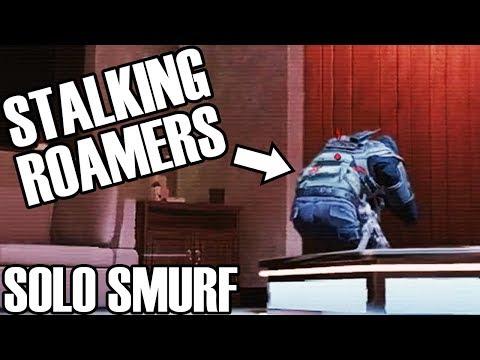 Solo Smurf: Droning Everywhere - Rainbow Six Siege