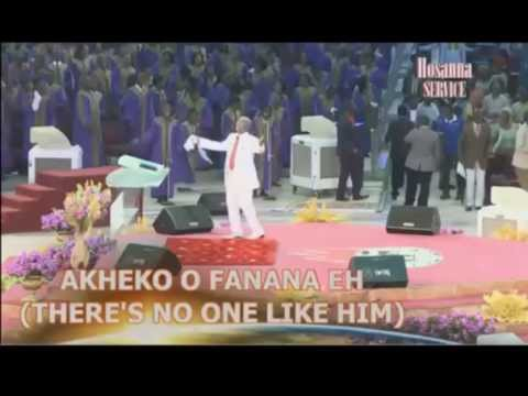 Winners Chapel Praise (Hosanna Night Praise 1 {2015})