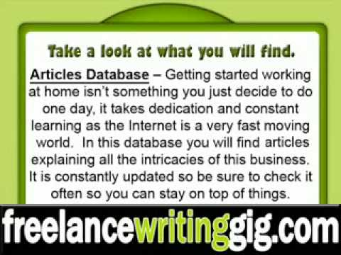 Freelance Writing Job Freelance Writing Jobs From Home