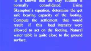 Mod-1 Lec-5 Shallow Foundation