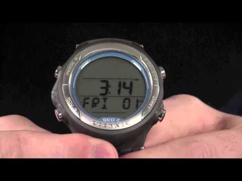 Oceanic Geo 2.0 Dive Computer Review