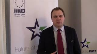 What is the Czech Republic's vision for the future of the EU27?