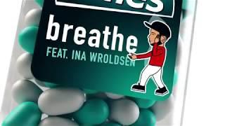 Jax Jones - Breathe (Visualiser) ft. Ina Wroldsen