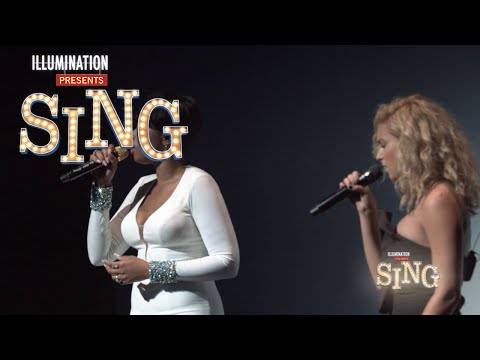 "Jennifer Hudson & Tori Kelly: Jennifer Hudson & Tori Kelly Perform ""Hallelujah"" - Sing Premiere at TIFF"