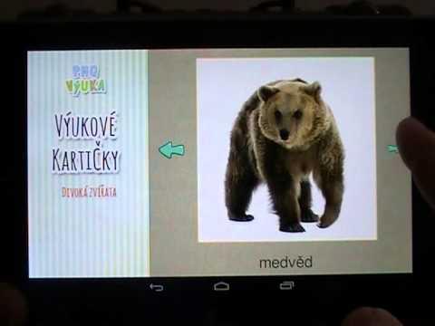 Video of Výukové kartičky- hry pro děti
