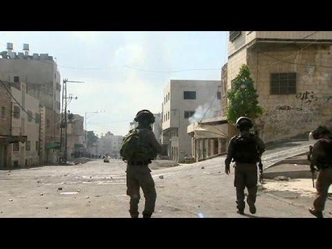 Μ. Ανατολή: Στη Χεβρώνα μεταφέρονται τα κρούσματα βίας