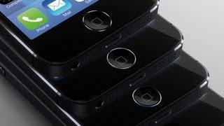 IPhone 5S - Fingerprint Sensor / Touch ID Sensor
