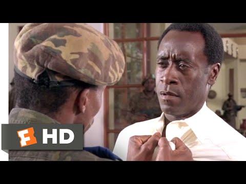 Hotel Rwanda (2004) - The Hutu Leave Scene (8/13) | Movieclips