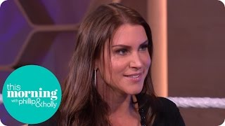 Video WWE Superstar Stephanie McMahon Can't Praise the Fans Enough | This Morning MP3, 3GP, MP4, WEBM, AVI, FLV Juni 2018