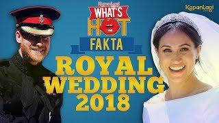 10 Fakta di Balik Megahnya Pernikahan Pangeran Harry & Meghan Markle