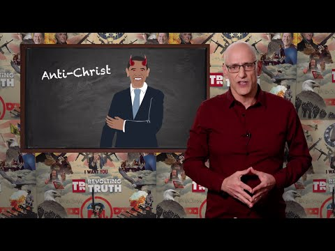 Video: Video: Andrew Klavan Debunks Obama Conspiracy Theories
