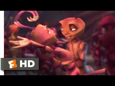 Antz (1998) - The Yowch Dance Scene (2/10)   Movieclips