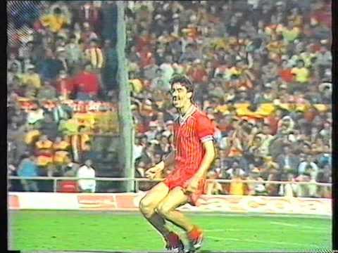 Liverpool 1–1 Roma Neal Goal 13' Pruzzo 42'  Penalties 4–2