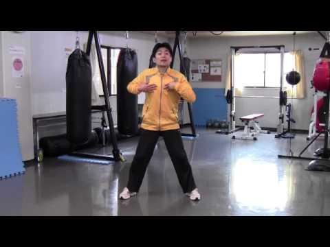 簡単に体を柔らかくするBMCストレッチ・前屈(柔軟体操)