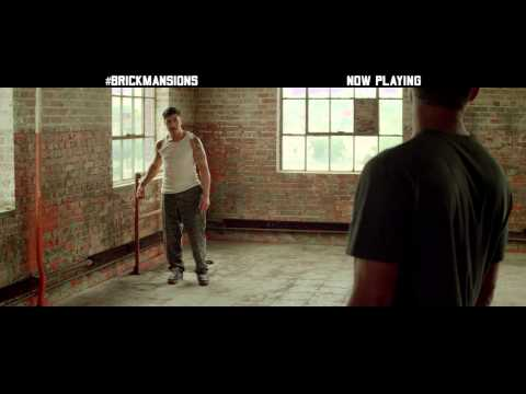 Brick Mansions (TV Spot 'Real Hero')
