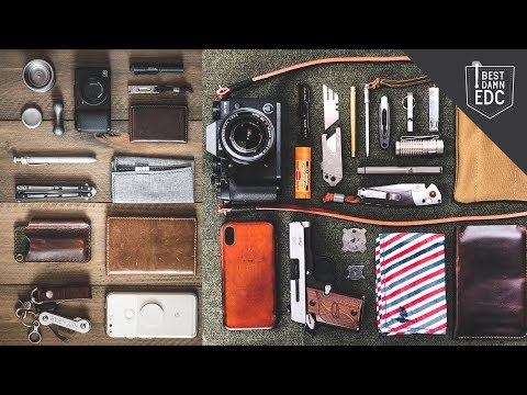 5 Classy Everyday Carry Setups | EDC Weekly видео