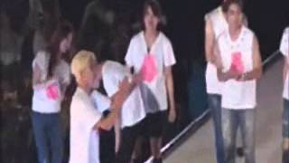 f(x) Krystal with SM Rookies Taeyong,Johnny and Jaehyun