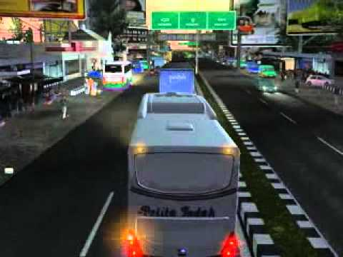 UKTS Bus Mod Indonesia