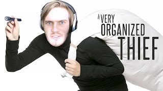 A Very Organized Pewds