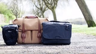Best Camera Bags: Shoulder and Holster Bags  Transport Your P...