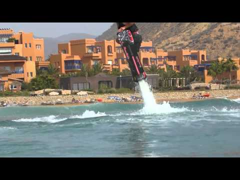 Morocco Madness Part 1: Jet Boarding